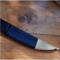 Образец ножен из кожи ручной работы под заказ 4