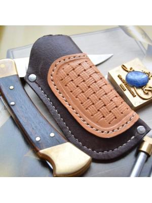 Чехол для складного ножа Buck 110, вертикальный подвес et6